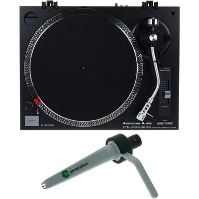 American Audio TTD 2400 USB Concorde Set
