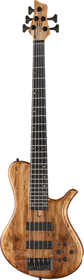 Marleaux MBass 5 Spalted