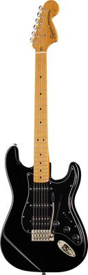 Fender SQ CV 70s Strat HSS MN BLK