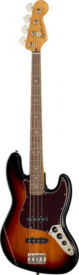 Fender SQ CV 60s Jazz Bass LRL 3TS