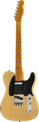 Fender 51 Nocaster FNB Relic