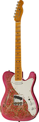 Fender 50´s Thinline Tele Paisley LTD