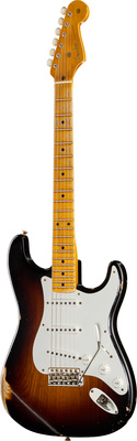 Fender 55 Strat Wide Fat 2TSB Relic