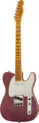 Fender 50s Tele Champagne Sparkle