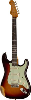 Fender 59 Strat Reverse C3TSB Relic