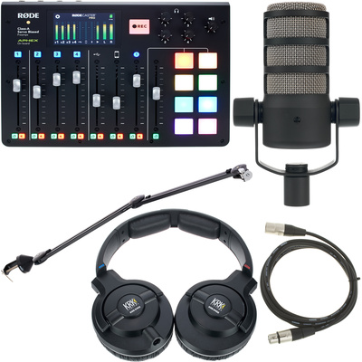 Rode Rodecaster Pro Bundle 1