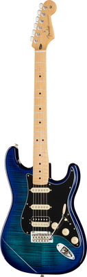 Fender LTD Player Ser Blue Burst Plus