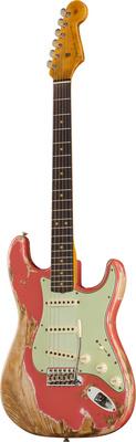 Fender 63 Strat Super Heavy Relic TC