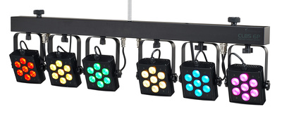 Stairville CLB5 6P RGB WW Compact B-Stock