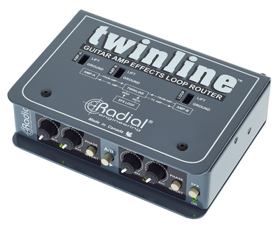 Radial Engineering Tonebone TwinLine Effe B-Stock