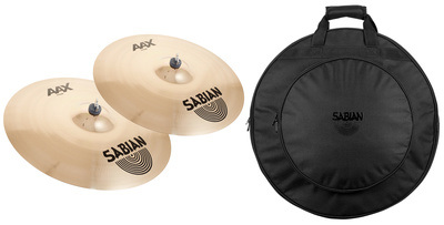 "Sabian 16""+18"" AAX V-Crash Pack"