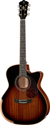 Harley Benton CLG-650SM-CE VS SolidWood