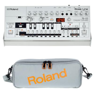 Roland TB-03 Bag Bundle