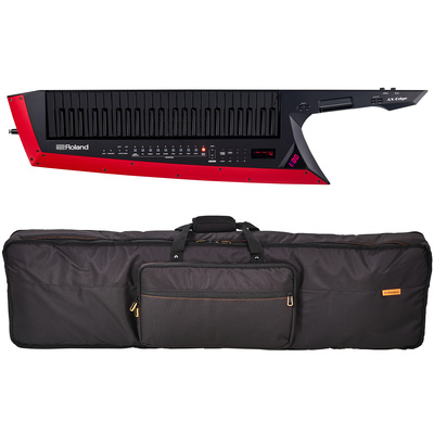 Roland AX-Edge Black Bag Bundle