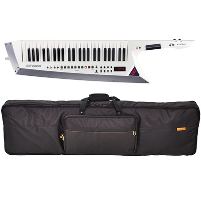 Roland AX-Edge White Bag Bundle