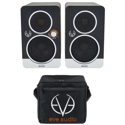 EVE audio SC203 Bag Bundle