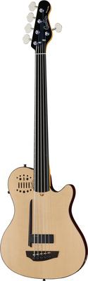 Godin A5 Bass Ultra Fretless Natural