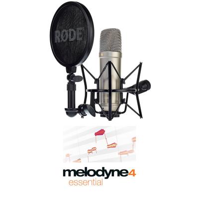 Rode NT1-A Melodyne essential Bdl