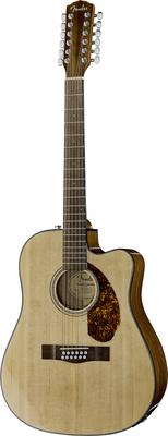 Fender CD-140SCE-12 WA Nat
