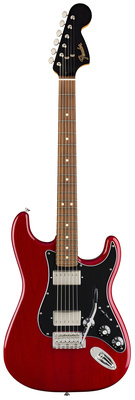 Fender LTD Strat Mah Blacktop B-Stock
