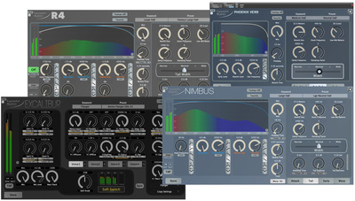 Exponential Audio Stereo Reverb Bundle Crossgr.