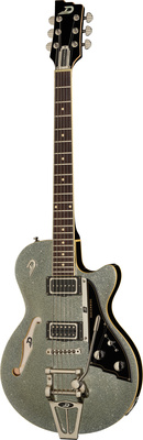 Duesenberg Starplayer TV Silver Sparkle