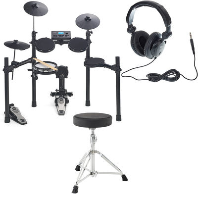 Hitman HD-17 Mako E-Drum Set Bundle