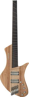 Claas Guitars Moby Dick Bass PL 5 ASH EQ