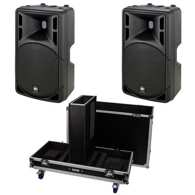RCF ART 315 A MK IV Case Bundle