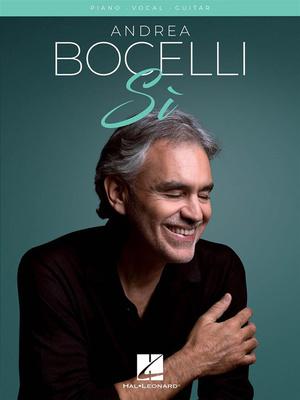 Hal Leonard Andrea Bocelli Si PVG