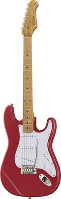 Harley Benton ST-62CC MN Dakota Red