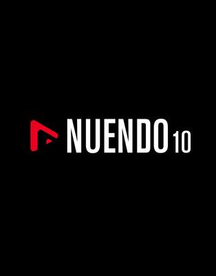 Steinberg Nuendo 10 Update V8