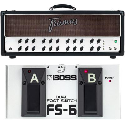 Framus Dragon Guitar Amp Bundle