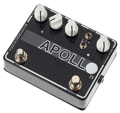 Solid Gold FX Apollo II Phaser B-Stock