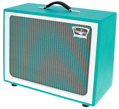 Tone King 112 CAB TRQ Cabinet B-Stock