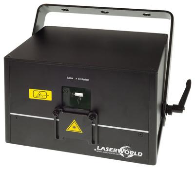 Laserworld DS-3000 RGB ShowNET B-Stock