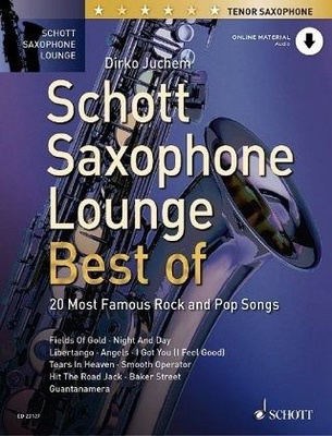 Schott Saxophone Lounge Best Of T-Sax