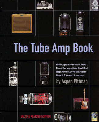 Backbeat Books The Tube Amp Book