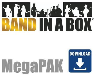 PG Music BiaB 2019 Mega PC English