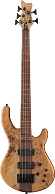 Dean Guitars Edge Select 5 Poplar Burl
