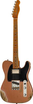 Fender 51 Tele SH Copper Heavy Relic