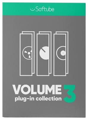 Softube Volume 3 Upgrade Volume 1