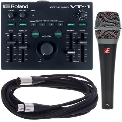 Roland VT-4 Mic Bundle