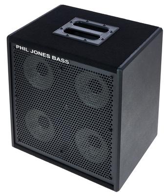 Phil Jones Piranha Bass Cabinet C B-Stock