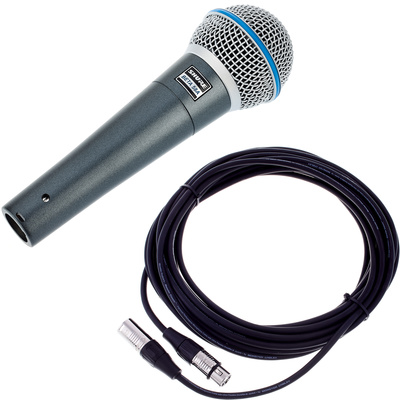 Shure Beta 58 A Monster Bundle