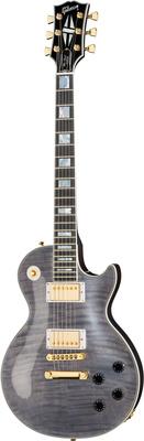 Gibson Les Paul Custom Silver Tiger
