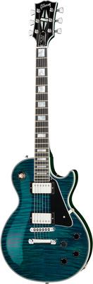 Gibson Les Paul Custom Peacock CH