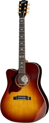 Gibson Hummingbird Rosewood Burst LH