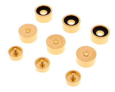KGUbrass CB Trim kit Medium 24K GP