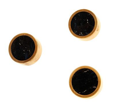 KGUbrass Yamaha Heavy buttons Nuummite